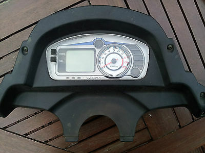Kymco People 50 scooter clock clocks cover meter panel 2010 D403 53204