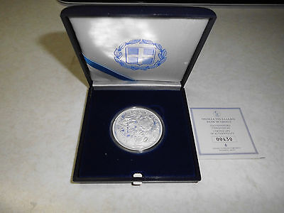 """Greece  10 €  2006  Proof  in box  """"Olympus National Park"""""""