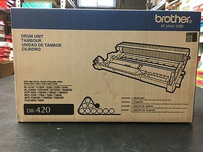 Genuine Brother DR-420 Drum Unit 12,000 Pages DR420
