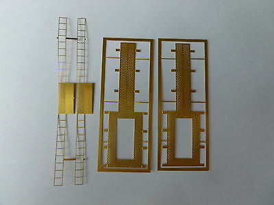 4mm Scale [00]  TTA Tank wagon Single Roofwalk in photo etched brass
