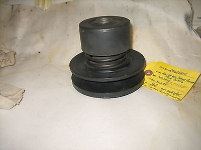 Variable Speed 120mm  Pulley Sheave 18mm bore