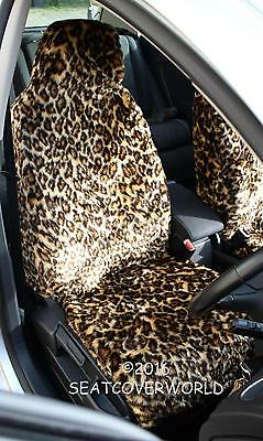 Groovy Leopard Faux Fur Seat Covers For Renault Modus Safrane Pabps2019 Chair Design Images Pabps2019Com