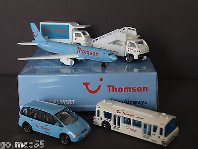 Thomson Airways Airport Playset Made by Premier Portfolio - NEW & Sealed in Box