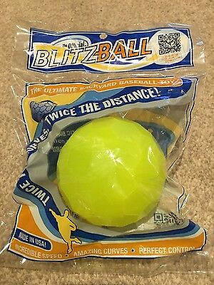 BLITZBALL Amazing Fun Ultimate Distance & Curves Brand New UK Seller