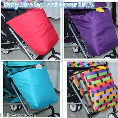 Baby Kids Stroller Warm Windproof Waterproof Blanket Cotton Lined Cover