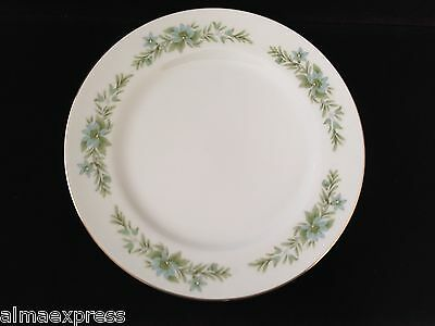 Creative Manor Garlands of Glory 9169 China Japan Blue Green 10-1/4 DINNER PLATE