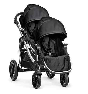 Baby Jogger City Select Stroller Double W Second Seat New In Sealed Box