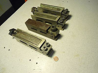 Lot of Screw Machine Tools Holder Lot of 4