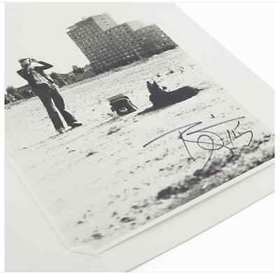 David Bowie Personal Portfolio Black Edition Book Signed Photo *New*