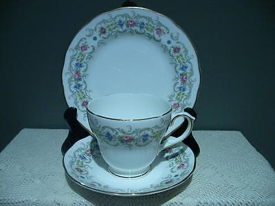 Duchess China England Lovely Vintage 'albany' Trio - Good Cond