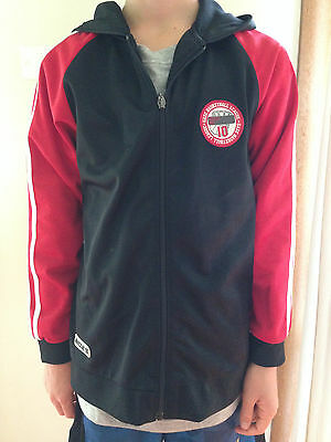 Nbl Andrew Gaze Childrens Boys Girls Basketball Jacket Size 10