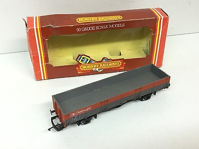 Hornby R248 BR OAA Open Wagon Railfreight Livery