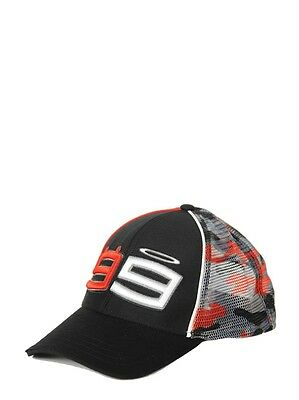 Neuf Official Jorge Lorenzo Camouflage Casquette Camionneur - 16 41202