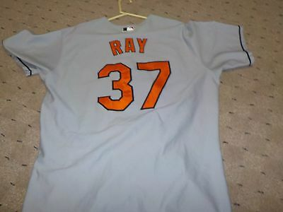 Baltimore Orioles Game Worn Game Used Jersey Chris Ray former Closer