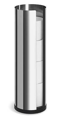Nexio Polished Stainless Steel Toilet Roll Holder [ID 62912]