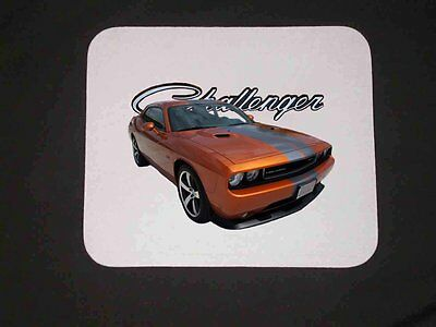 NEW 2011 Dodge Challenger  Mousepad