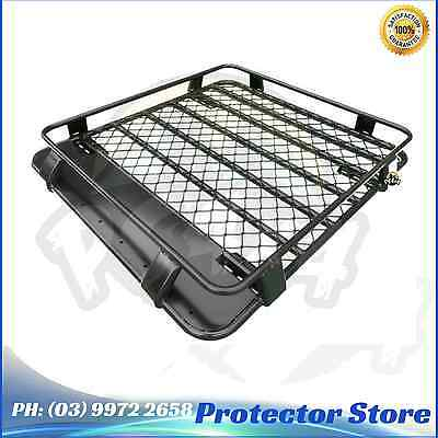 Steel Roof Rack for Toyota Hilux 2005-2015 Dual Cab Cage Basket