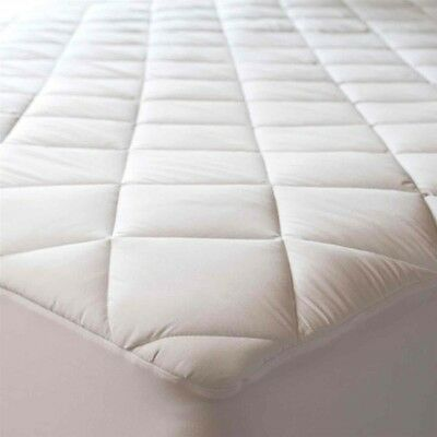 Double  Extra deep Quilted mattress protector topper 13Inches ,Luxury