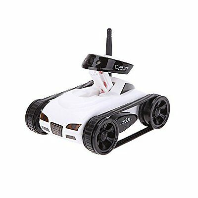 777-270 Wifi Remote Control Mini RC Tank with HD Camera by iPhone iPad Android