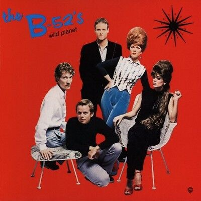 The B-52s, The B-52's - Wild Planet [New CD]