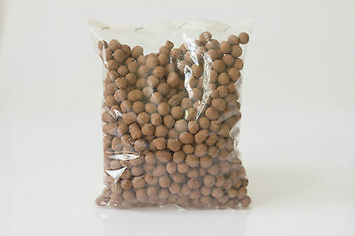 HYDROTON Clay Pebbles Size 8 - 12 mm. (200g)