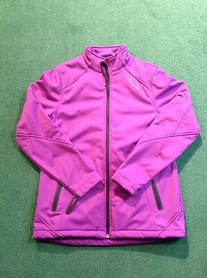 Proquip Ladies Purple Wind Jacket Size L