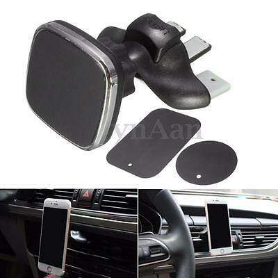 360º Magnetic Car CD Slot Air Vent Mount Holder Stand Cradle For Cell Phone GPS