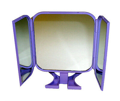 Danielle Debut 3-Way Functional Mirror - Pale Lilac