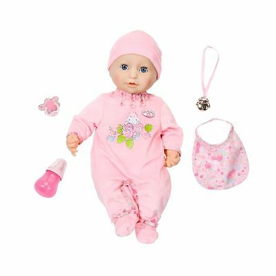 Baby Annabell Doll New Version 2016 With Wetting Function Brand New In Box