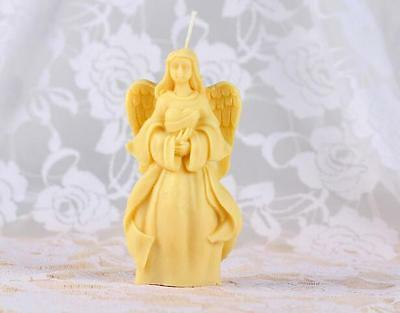 Angel Mom Candle Mould Soap Mold Flexible Silicone Mould For Craft R0512