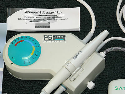 New Acteon Satelec P5 Booster Dental Piezo Ultrasonic Scaler WITH ONE NO. TIP