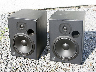 Event TR-8 Active Monitors