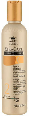 KeraCare By Avlon Natural Textures Leave-In Conditioner 8oz