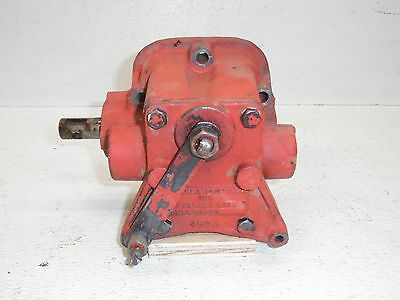 4Spd Transmission Pickup Truck Chelsea 450A Pto Power Take Off 24 Teeth Tooth