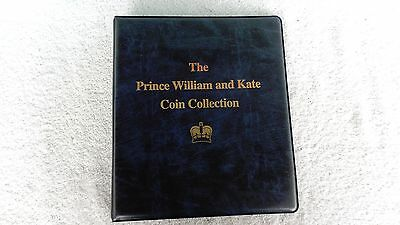 Mystic The Prince William and Kate Coin Collection