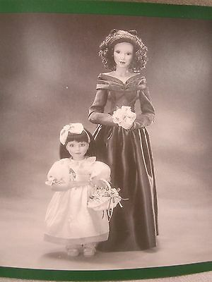 Ashton Drake Bridesmaid & Flower Girl Doll  #92003