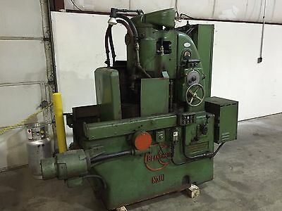 Blanchard 11-16 Rotary Surface Grinder, w/Pwr. Tab. Fd - New '63 - w/VIDEO Link