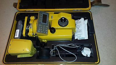 Topcon GTS 4 Total Station. Excellent condition