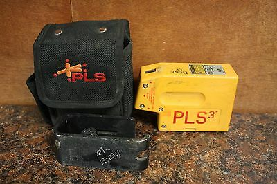 Pacific Laser Systems PLS 3 Laser Level