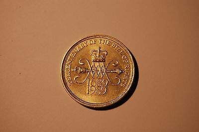 Great Britain 1989 2 Pounds HIGH GRADE