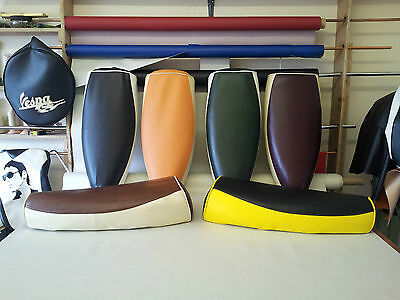 Vespa PX Elasticated Seat Cover Various colours