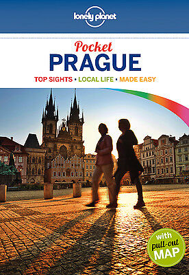 Lonely Planet POCKET GUIDE PRAGUE 4 (Travel Guide) - BRAND NEW PAPERBACK