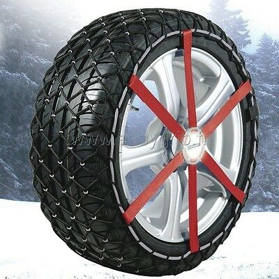MICHELIN EASY GRIP COMPOSITE SNOW CHAINS Y11 255 60 17 + others for SUV & 4x4