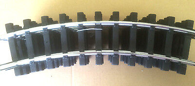 Bachmann G-Scale 94501 Curve Track Only $3.70 Each - Retail is $11.00 Each NEW