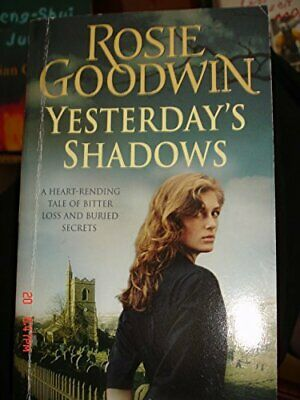 Yesterday S Shadows Promo ed by Goodwin  Rosie Book The Cheap Fast Free Post