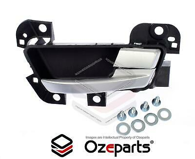 Ford Falcon FG & FG-X FRONT RH Right Hand Door Handle Inner (BGF22600A1 Satin)