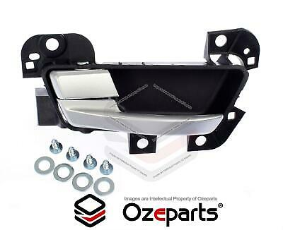 Ford Falcon FG & FG-X LH Left Hand FRONT Inner Door Handle (Satin) BGF22601A1