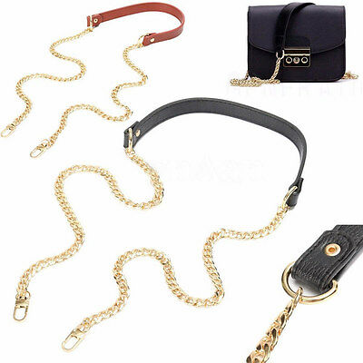 Chain & Purse Leather Shoulder Crossbody Handle/Handbag/Bag Strap Replacement