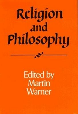 Religion and Philosophy by Martin Warner Paperback Book (English)