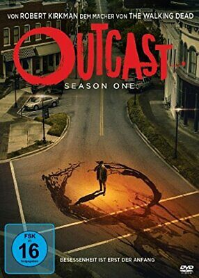 OUTCAST 1 (2016): Supernatural based on Comic TV Season Series R2 DVD not US